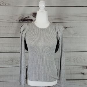 Lucky Brand• xs/s top crewneck long sleeve